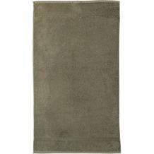 RHOMTUFT Frottierserie PRINCESS taupe Duschtuch 70 x 130 cm