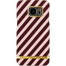 Richmond & Finch Berry Stripes for Galaxy S7 Edge berry