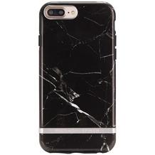 Richmond & Finch Black Marble for iPhone 6+/6s+/7+/8+ schwarz