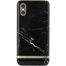Richmond & Finch Black Marble for iPhone X schwarz