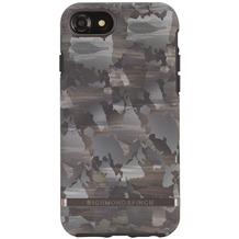 Richmond & Finch Camouflage for iPhone 6/6S/7/8 grün