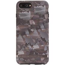 Richmond & Finch Camouflage for iPhone 6+/6s+/7+/8+ grün