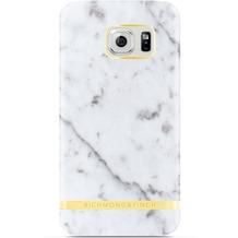 Richmond & Finch Carrara Marble for Galaxy S7 Edge weiß