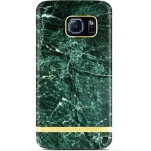 Richmond & Finch Marble for Galaxy S7 Edge grün