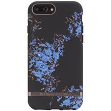 Richmond & Finch Midnight Blossom for iPhone 6+/6s+/7+/8+ schwarz