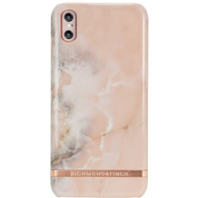 Richmond & Finch Pink Marble for iPhone X pink