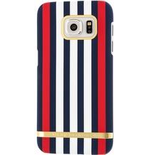 Richmond & Finch Satin Stripes for Galaxy S7 Edge monaco
