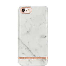 Richmond & Finch White Marble for iPhone 6/6S/7/8 weiî