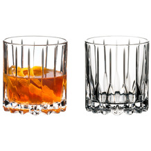 Riedel BAR DSG RETAIL NEAT GLASS 2er-Set