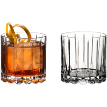 Riedel BAR DSG RETAIL ROCKS GLASS 2er-Set