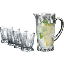 Riedel COLD DRINKS SET (FIRE PITCHER + 4x FIRE D.O.F)