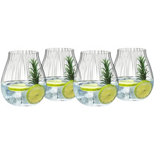 "Riedel GIN SET OPTIC ""O"" 4er-Set"
