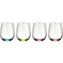"Riedel HAPPY ""O"" OPTIC 4er-Set"