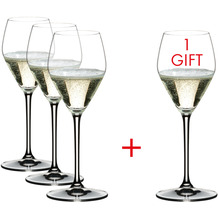 Riedel HEART TO HEART CHAMPAGNER 4er-Set
