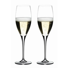 Riedel Heart to Heart Champagner Glas 330 ml 2er Set