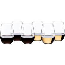 "Riedel ""O"" Riesling/Sauvignon Blanc 6er Set - Weingläser"