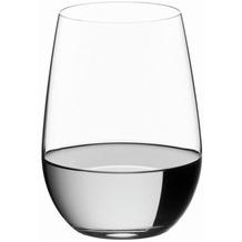 "Riedel ""O"" Wine Tumbler Riesling/Sauvignon Blanc 375 ml 2er Set"