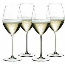 Riedel Veritas Champagne Wine Glass 265 JAHRE 4er Set