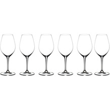 Riedel Vinum Champagne Wine Glass 265 JAHRE 6er Set