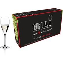 Riedel Vinum Xl Kauf 4 Zahl 3 Jahrgangschampagner Glas
