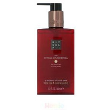Rituals Ayurveda A Moment Of Hand Wash Indian Rose & Sweet Almond Oil, Handseife 300 ml