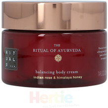 Rituals Ayurveda Body Cream Indian Rose & Himalaya Honey 220 ml hell