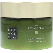 Rituals Dao Mindful Body Scrub Organic White Lotus & Yi Yi Ren 325 ml
