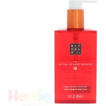 Rituals Happy Buddha Happy Hands Hand Wash Sweet Orange & Cedar Wood 300 ml