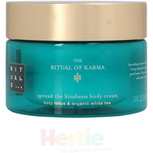 Rituals Karma Soul Shimmering Body Cream Holy Lotus & Organic White Tea, Körpercreme 220 ml