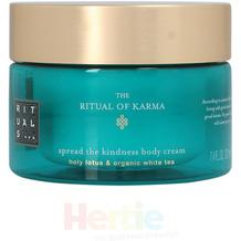 Rituals Karma Soul Shimmering Body Cream Holy Lotus & Organic White Tea, Körpercreme 220 ml