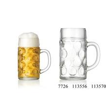 Ritzenhoff & Breker Bierseidel Glas 11x16x20cm Zylindrisch 1l klar