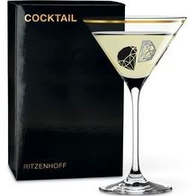 Ritzenhoff Cocktailglas von Paul Garland Diamanten 238 ml