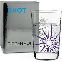 Ritzenhoff Schnapsglas von Alena St. James Sterne 40 ml