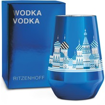 Ritzenhoff Vodkaglas von Burkhard Neie Basilius-Kathedrale 300 ml