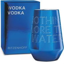 Ritzenhoff Vodkaglas von Pentagram Schrift 300 ml