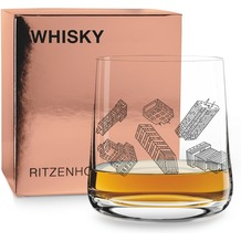 Ritzenhoff Whiskyglas von Vasco Mourão Illustration 250 ml