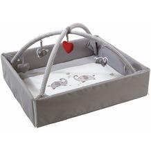 """Roba Baby Nest mit Spielbogen """"Jumbotwins grau"""""""