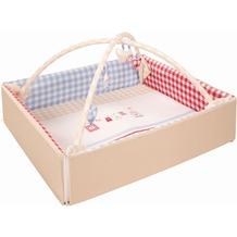 """Roba Baby Nest mit Spielbogen """"Sunny Day beige"""""""