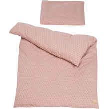 Roba Bettwäsche 2-teilig Lil Planet rosa