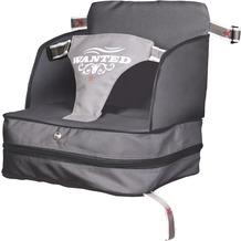 Roba Boostersitz, aufblasbarer Sitz mit erhöhten Seitenteilen, Sitzerhöhung Rock Star Baby