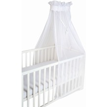 Roba Himmel uni, weiß, mesh safe asleep®