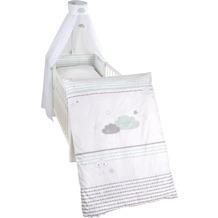 Roba Kinderbettgarnitur 4-teilig Happy Cloud