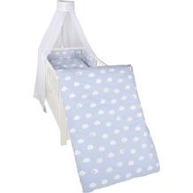 Roba Kinderbettgarnitur Kleine Wolke blau