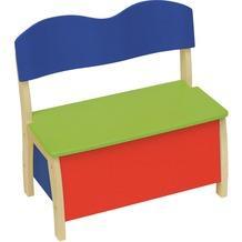 Roba Kindertruhenbank, farbig