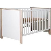 Roba Roba Komi-Kinderbett 70x140 cm OLAF inkl. Umbauseiten und Bettkasten
