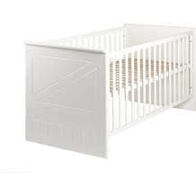 Roba Kombi-Kinderbett, 70x140 cm Constantin