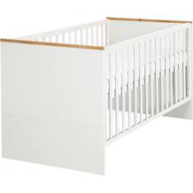 Roba Kombi-Kinderbett, 70x140 cm Finn, H 82,5 cm