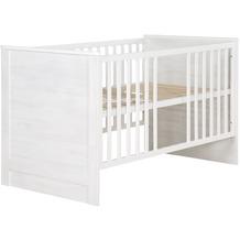 "Roba Kombi-Kinderbett mit Rahmen ""Sarah"""