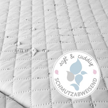 Roba Krabbeldecke mit Spielbogen roba Style grau