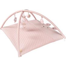 Roba Krabbeldecke mit Spielbogen roba Style rosa